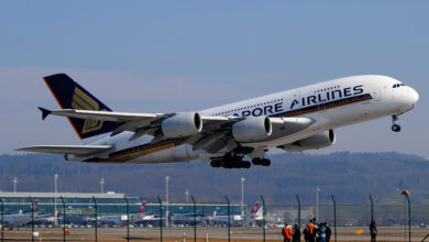 Photo of Singapore Airlines slaat A380's op in Australische woestijn