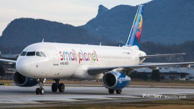 Photo of Small Planet Airlines bedankt klanten en trekt deur dicht