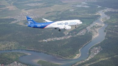 Photo of MC-21 voor het eerst de lucht in | Video