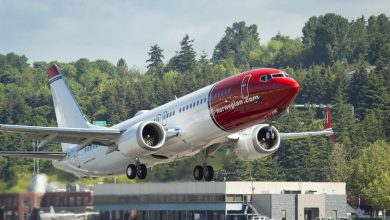 Photo of Eerste Norwegian B737 MAX naar de VS