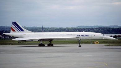 Photo of Te koop aangeboden: Concorde straalmotor, mét naverbrander