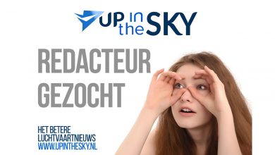 Photo of Up in the Sky zoekt stagiaire