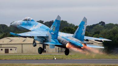 Photo of Oekraïne welkome gast op Amerikaans luchtmachtfeest