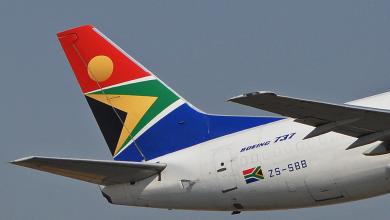 Photo of South African Airways schrapt bijna alle vluchten door staking