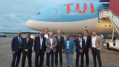 Photo of TUI fly feestelijk onthaald in Suriname