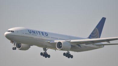 Photo of 'Passagiers United-vlucht 14 uur vast in de kou'