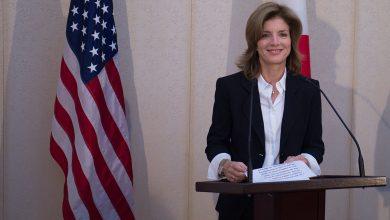 Photo of Caroline Kennedy in Raad van Directeuren Boeing