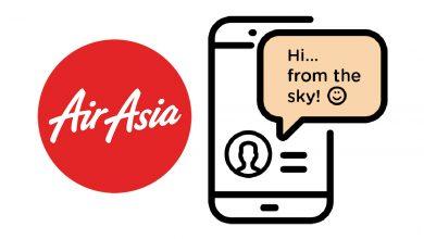 Photo of AirAsia transformeert zich tot platform