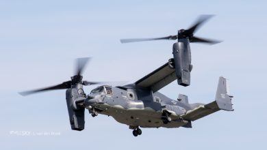 Photo of V-22 Osprey vloot bereikt 400.000 vlieguren