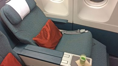 Photo of Flight Review: Cathay business | Video