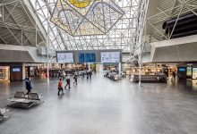 Keflavik International Airport IJsland