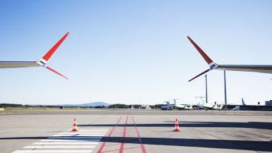 Photo of Norwegian stelt levering vliegtuigen uit