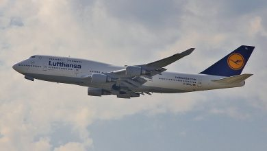 Photo of Piloot toont 747-400 take-off vanuit Frankfurt | Video