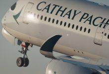 Photo of Cathay Pacific vervoert slechts 582 passagiers per dag