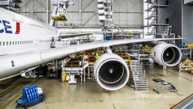Photo of EASA wil dat airlines vleugels A380's inspecteren