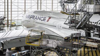 Photo of 'Eerste A380 Air France begin januari buiten dienst'