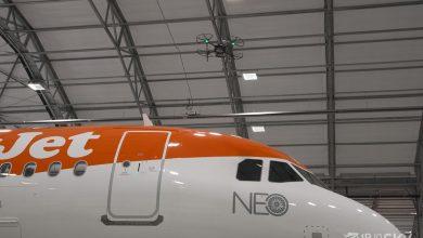 Photo of EasyJet ontvangt eerste A321neo op Farnborough