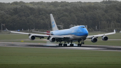 Photo of 'Queen of the Skies' op Schiphol – Video