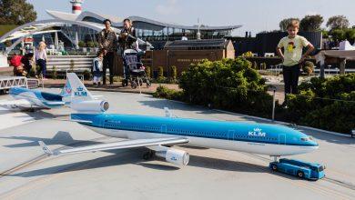 Photo of KLM en Madurodam veilen MD11 voor Sint Maarten