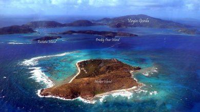 Photo of Bransons privé-eiland compleet verwoest door Irma
