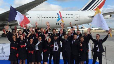 Photo of Paris 2024 team teruggevlogen met partner Air France