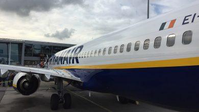 Photo of Duitse Ryanair-piloten leggen woensdag werk neer | Update