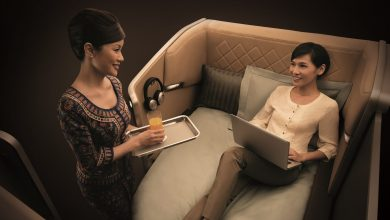 Photo of Nieuwe first class voor Singapore A380