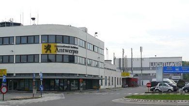 Photo of Antwerpse luchthaven ziet aantal passagiers weer dalen