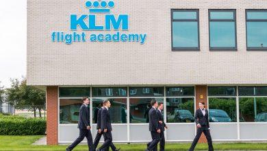 Photo of Voorlopige stop op inschrijving KLM Flight Academy