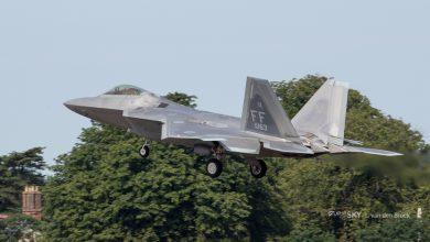 Photo of USAF stuurt opnieuw F-22 Raptors naar Europa