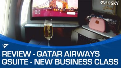 Photo of Flight Review: Qsuite businessclass Qatar Airways | Video