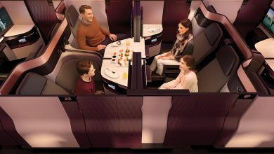 Photo of Qatar Airways zet Qsuite in tussen Mumbai en Bangalore