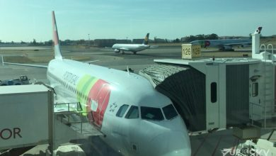 Photo of Flight review: TAP A319 AMS-LIS | Video