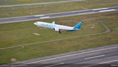 Photo of A330neo geeft show weg op Farnborough Airshow | Video