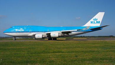 Photo of KLM nam dit weekend van nog een toestel afscheid