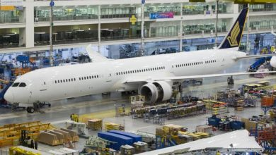 Photo of 'Singapore Airlines houdt twee 787-10's aan de grond'