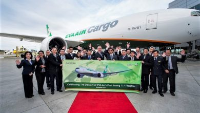 Photo of Eerste Boeing 777 Freighter voor EVA Air