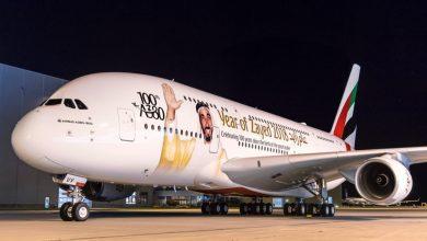 Photo of Emirates neemt 100ste A380 in ontvangst