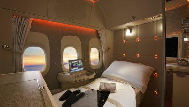Photo of Zo zien de virtuele ramen van Emirates er in het echt uit