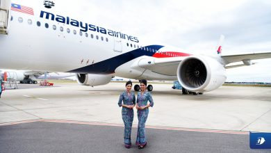 Photo of 'Malaysia Airlines stopt met first class'