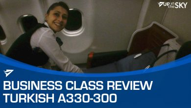 Photo of Flight review: Turkish A330 Business Class | Video