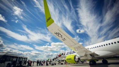 Photo of Meer passagiers maar minder volle vliegtuigen voor airBaltic