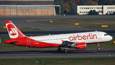 Photo of 'Oud-airberlin A320's versterken vloot Germania'