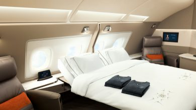 Photo of Singapore Airlines onthult nieuw interieur A380