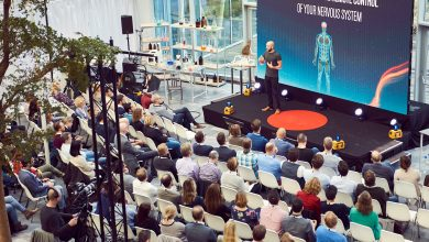 Photo of TED op Schiphol: one step beyond