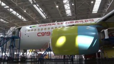 Photo of Zo wordt de C919 gemaakt | Video