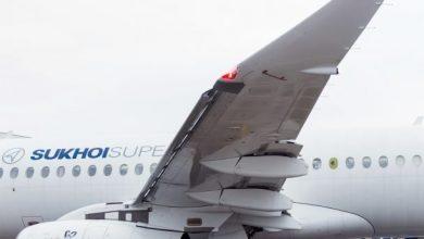 Photo of Eerste vlucht voor Sukhoi Superjet met nieuwe wingtips