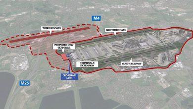 Photo of Mogelijk mini-terminal voor Heathrow Airport