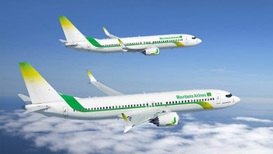 Photo of Afrika's eerste Boeing 737 MAX 8 voor Mauritania Airlines