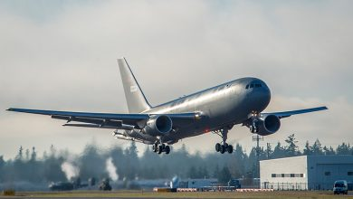 Photo of Boeing hervat levering KC-46A